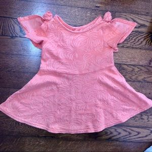 OSHKOSH Beautiful Coral dress for baby girl